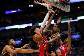 Utah Jazz raih kemenangan kesepuluh berturut-turut