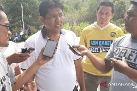 Pemprov Bangka Belitung catat 200.000 hektar hutan rusak