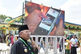 Pemkab Serdang Bedagai luncurkan situs jual beli  Hopeshop.id