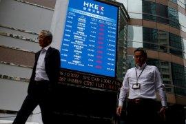 Saham Hong Kong menguat dengan indeks HSI melonjak 1,38 persen