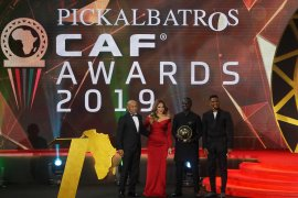 Sadio Mane  Pemain Terbaik Afrika 2019