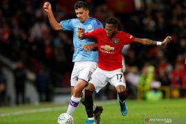 Manchester City pecundangi MU 3-1