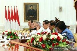 Presiden perintahkan Anies selesaikan sodetan Ciliwung