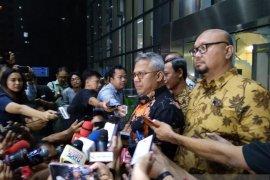 Ketua KPU benarkan Wahyu  Setiawan diperiksa KPK