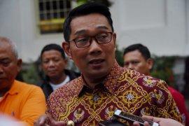Gubernur Jabar usulkan badan koordinasi antara wilayah terkait bencana