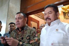 KPK dukung Kejaksaan usut kasus  Jiwasraya