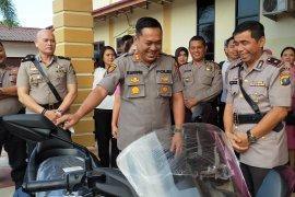 Kompol Mhd Ikhwan Waka Polres Asahan yang baru