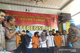 Kronologis pembunuhan Hakim PN Medan Jamaluddin