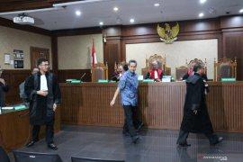 Mantan Dirkeu Angkasa Pura II divonis masuk penjara 2,5 tahun