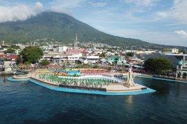 BPBD Ternate imbau tidak mendaki puncak Gunung Gamalama