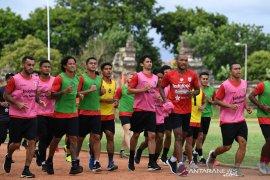 Bali United latihan intensif jelang Liga Champions Asia