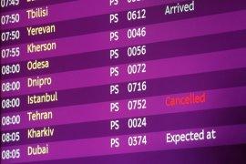 Pesawat berpenumpang 172 orang mendarat darurat di Suriah di antara tembakan