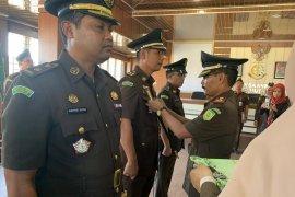 Kajari Aceh Utara pimpin sertijab kepala seksi baru, ini daftar namanya