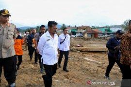 Pemkab Lebak relokasi lahan terdampak bencana banjir bandang