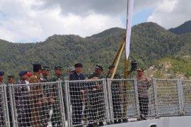 Ke Natuna, Presiden Jokowi ingin pastikan penegakan hukum