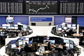 Ambil untung landa saham Jerman, indeks DAX 30 terpangkas 1,24 persen