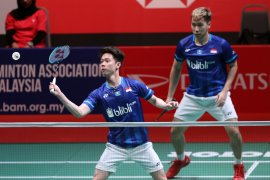 Minions ke perempat final Malaysia Masters  2020