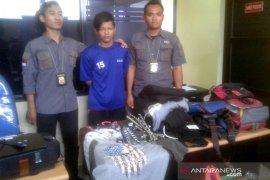 Spesialis pembobol toko di Curup ditangkap polisi