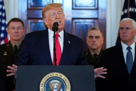 Iran tolak dukungan Donald Trump