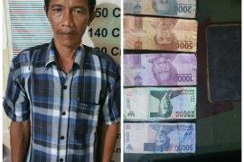 Reskrim Polisi Stabat Langkat tangkap pelaku perjudian togel