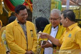 Paman Bobby Nasution daftar balon Bupati Tapanuli Selatan