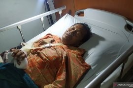 Begal sadis di Medan, bacok korban hingga patah tangan dan putus arteri