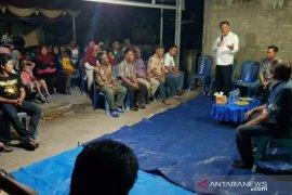Anggota DPR RI Bambang Patijaya serap aspirasi masyarakat Belitung