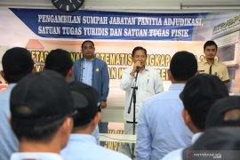Sekda Herman Suwarman: Program PTSL bantu perekonomian masyarakat Kota Tangerang