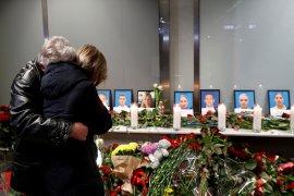 Akhirnya Iran akui tembak pesawat Ukraina yang menewaskan 176 penumpang