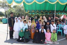 Di Hari Jadi, Pemprov Berbagi Kebahagian Dengan 1.000 Anak Yatim