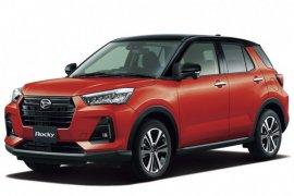 Daihatsu Rocky berstatus lima bintang dalam uji keselamatan JNCAP