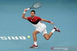 Serbia atasi Kanada 3-0 semifinal ATP Cup