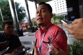 KPK lakukan rangkaian kegiatan terkait penyidikan kasus Wahyu Setiawan