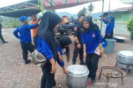 Pemkot Padangsidimpuan siapkan dapur umum untuk korban kebakaran