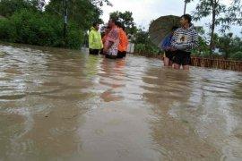Banjir yang genangi ratusan rumah di Indramayu sudah surut