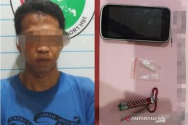 Edarkan sabu, Warga Lunjuk ditangkap di Halaman Stadion Murakata
