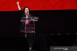 Ketum PDI Perjuangan Megawati minta kader BMI bangun optimisme di tengah pandemi COVID-19