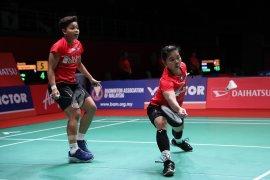 Indonesia loloskan empat wakil semifinal Malaysia Masters 2020