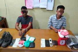 Petugas Bandara SIM gagalkan penyelundupan dua kilogram sabu-sabu