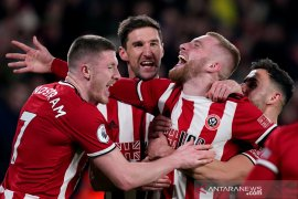 Sheffield United tundukkan West Ham