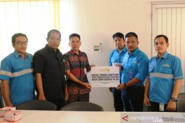 Komit jalankan CSR, Mifa Bersaudara bantu pembangunan Masjid Paya Peunaga