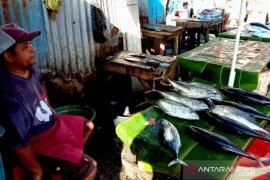 Harga ikan cakalang segar di pasar Ambon naik