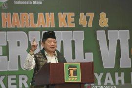 Plt Ketum PPP Suharso Monoarfa tekankan calon kepala daerah tak cari untung