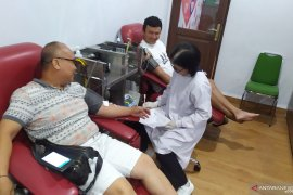 PMI Bali musnahkan kantong darah yang terinfeksi penyakit menular