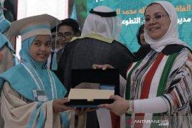 IICO Kuwait beri penghormatan kepada 138 penghafal Al Quran di Garut