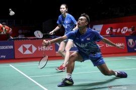 Tiga wakil Indonesia  ke perempat final Thailand Open
