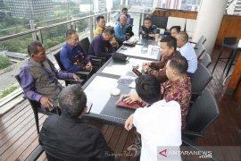 Bupati-Maxwin Grup gelar pertemuan bahas pengembangan ekonomi