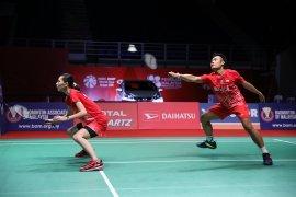 Malaysia Masters, Hafiz/Gloria kalah di tangan unggulan pertama