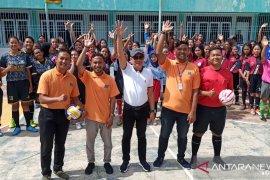 14 tim voli-futsal perebutkan Piala Rektor IKIP Budi Utomo