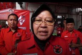 Kinerja Risma dapat pujian Megawati